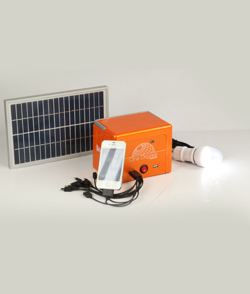 Sollatek Solar Lighting